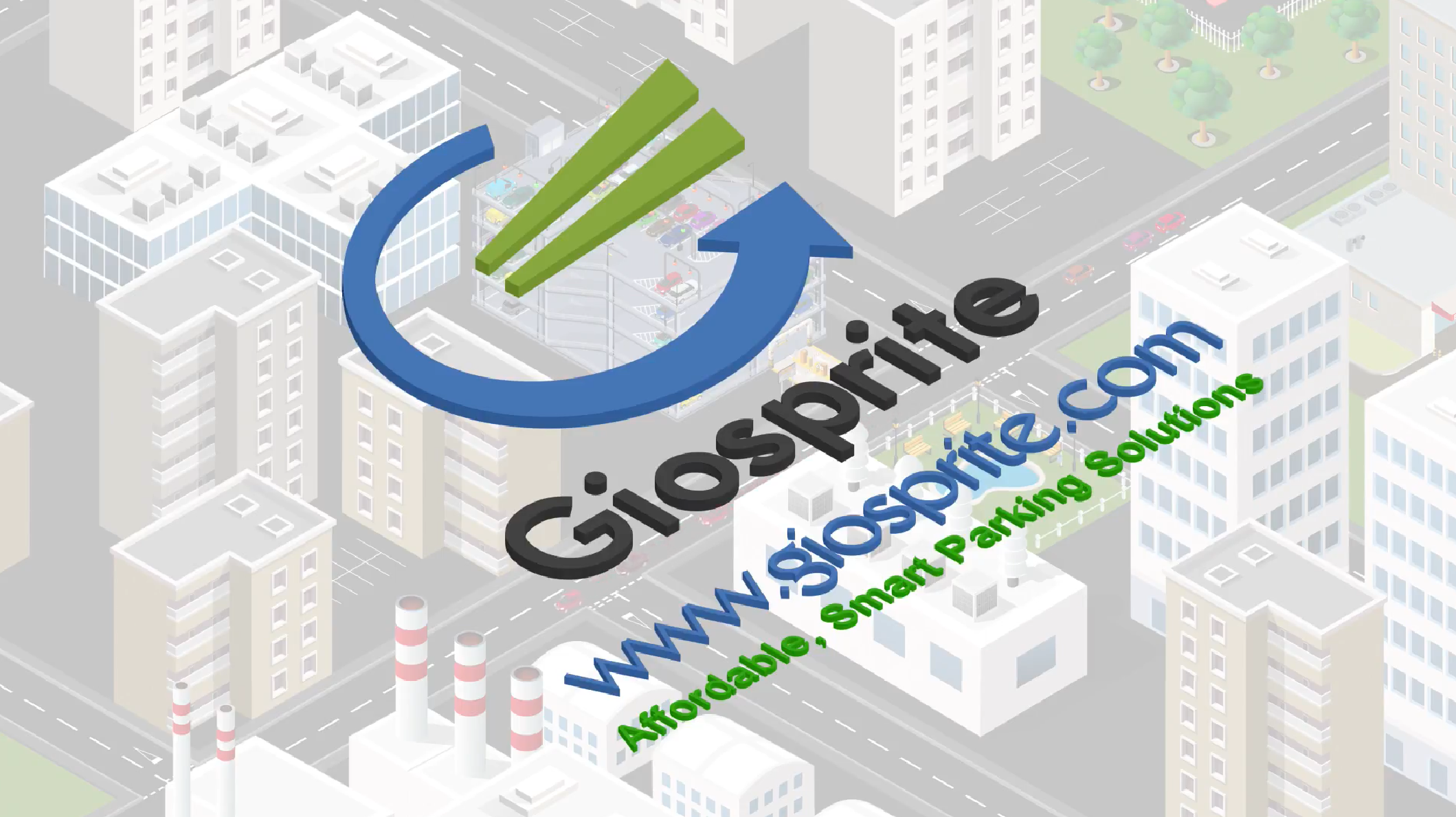 Giosprite Smart Parking Video