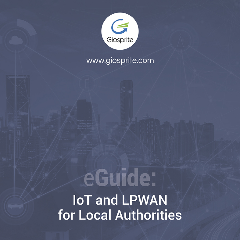 GioSprite IoT & LPWAN for Local Authorities e-guide 1.indd